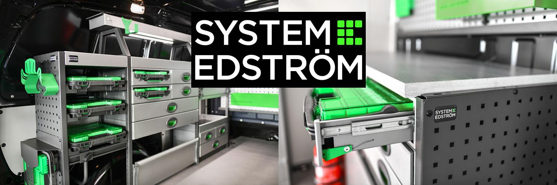 System Edstrom - Van Racking