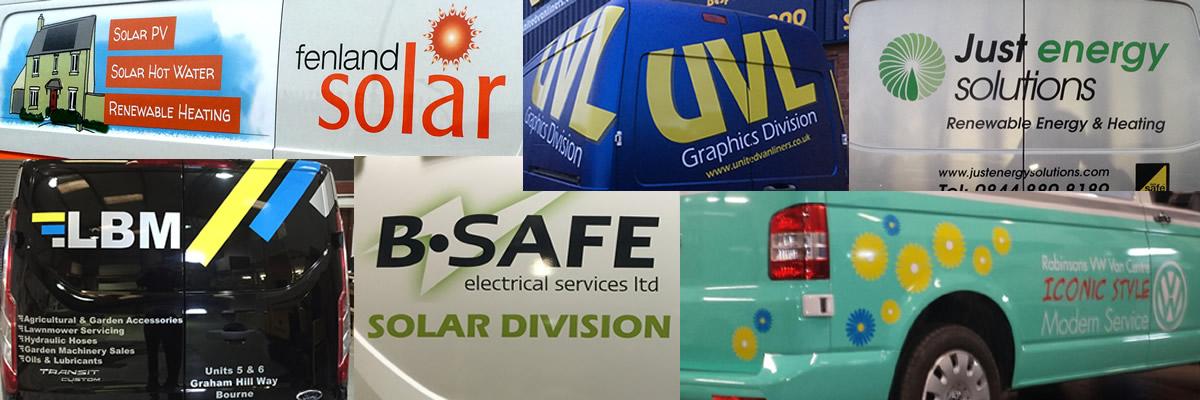UVL Vehicle Graphics